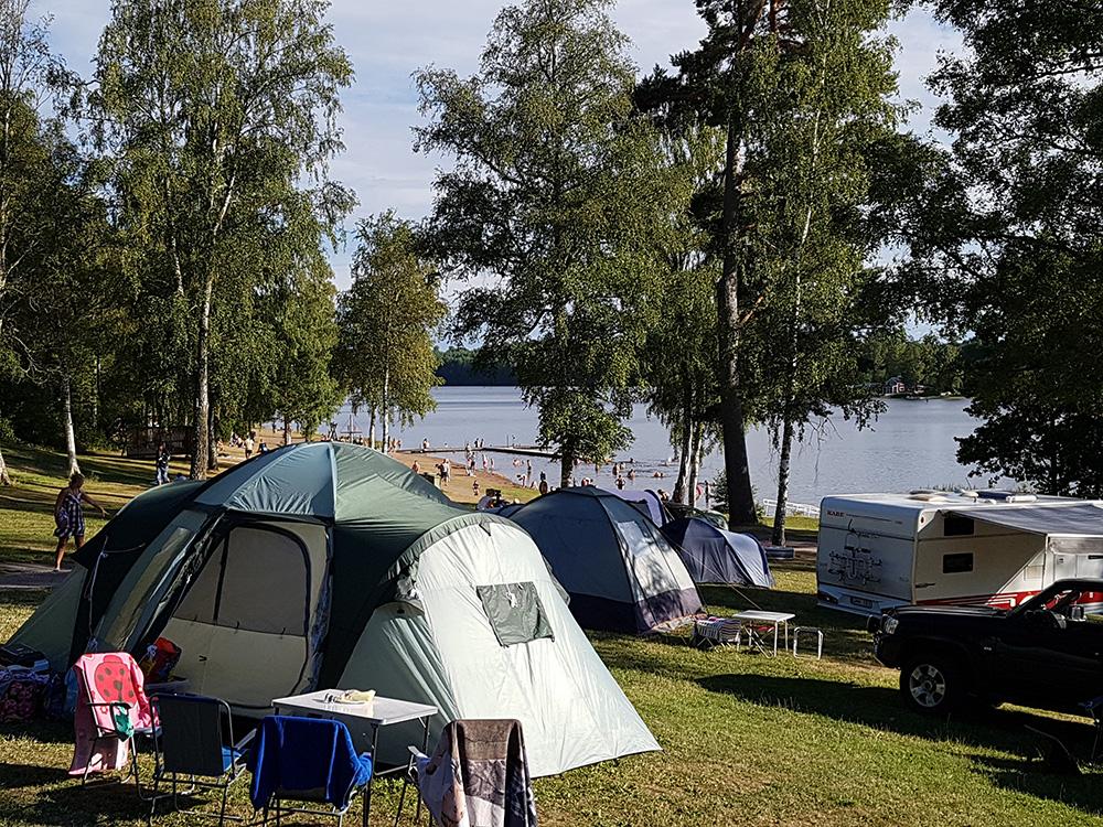camping karlstad telt